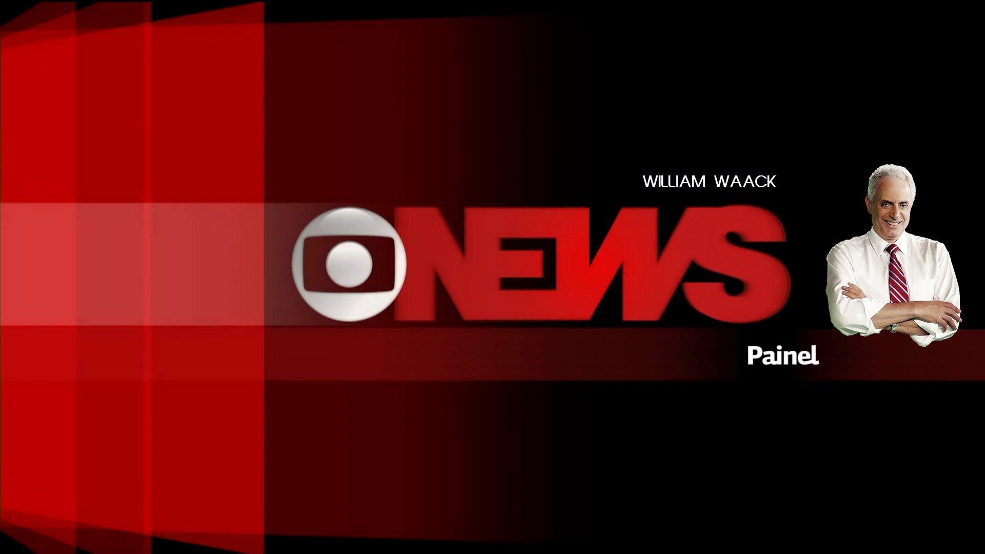 Resultado de imagem para Globo News